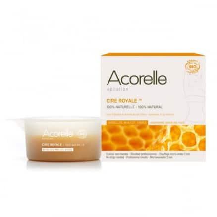 Acorelle Cire Royale Aisselles Maillot Visage 100 g