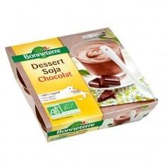 Dessert soja chocolat