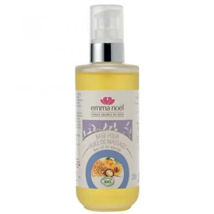 Base pour huile de massage