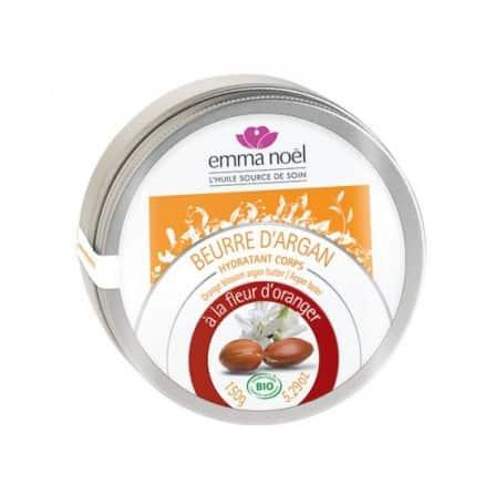 Beurre d'argan à la fleur d'oranger
