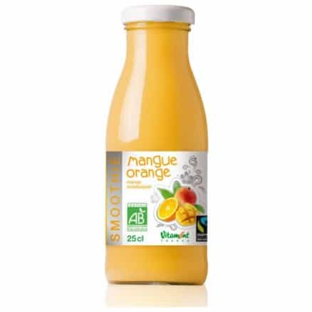 Smoothie Mangue Orange