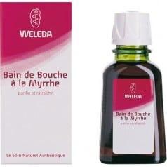 Bain de Bouche à la Myrrhe