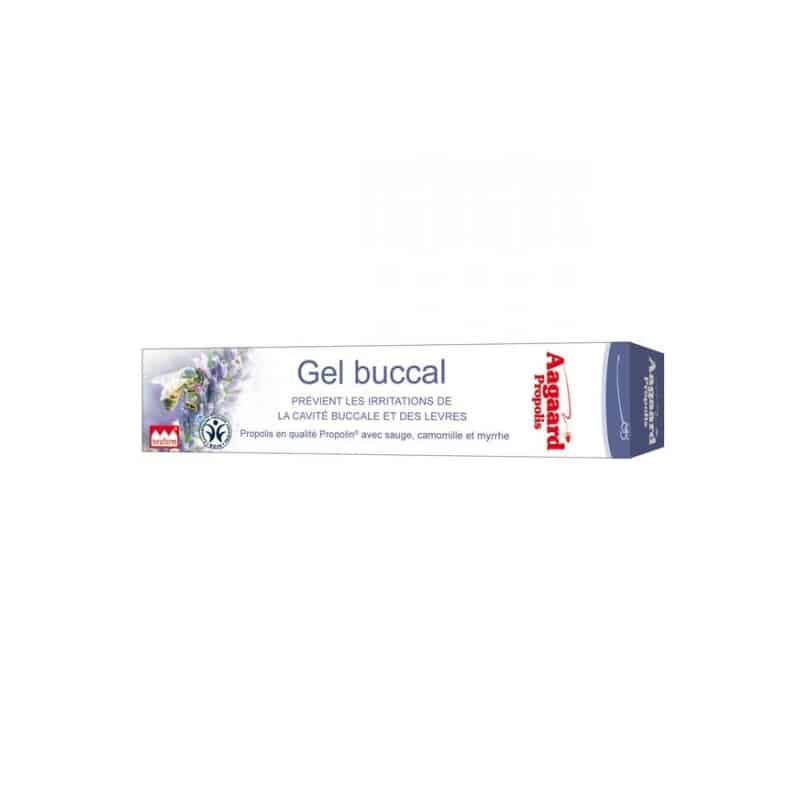 Gel buccal 20 ml aagaard for Abces buccal traitement maison