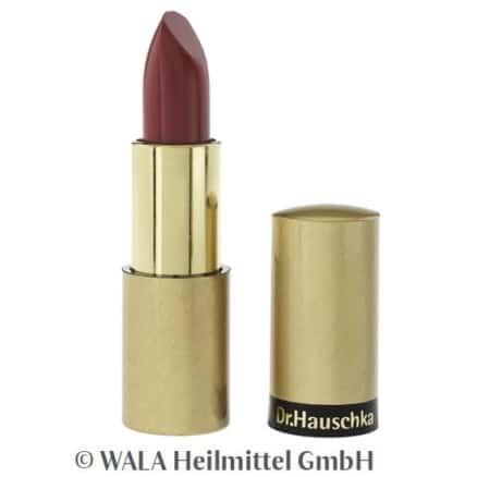 Rouge à lèvres rouge chaleureux N°4