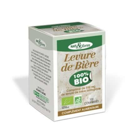 Levure de Bière 100% Bio