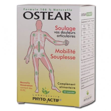 Ostear capsules