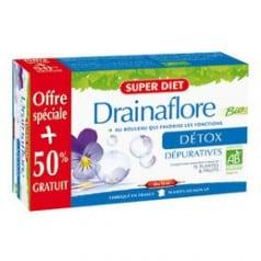 Drainaflore Détox + 50% gratuit