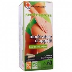 Svelt express Modérateur d'appétit