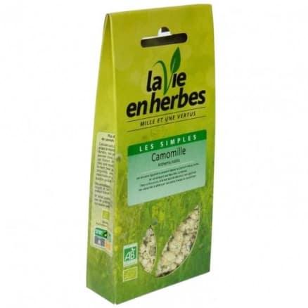 La vie en herbes Camomille fleurs 11 g