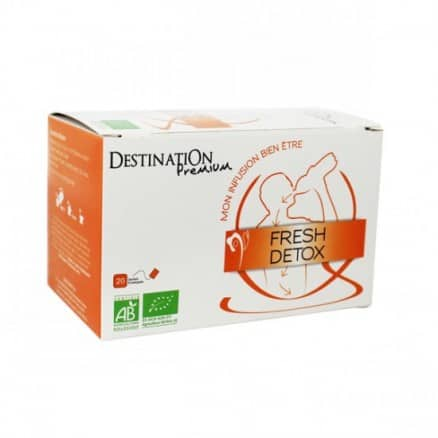 Destination Tisane Fresh Detox x20