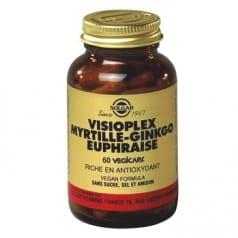 Visioplex Myrtille Ginkgo Euphraise