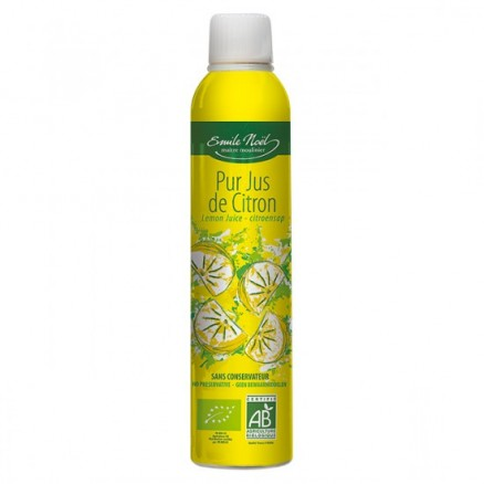 Pur jus de Citron en Spray