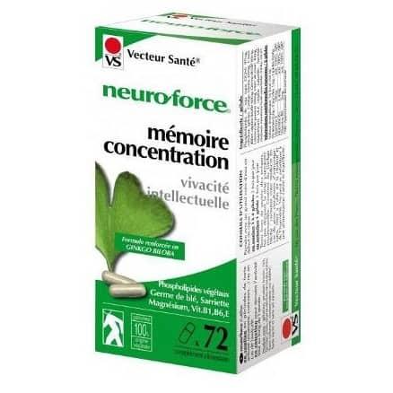Neuro Force Mémoire Concentration