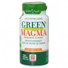 Jus d'herbe d'orge Green magma x136