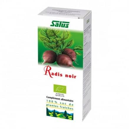 Suc de Radis Noir (Foie et bile)