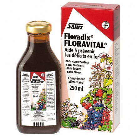 Floravital (Riche en Fer)