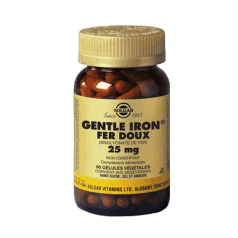 Gentle Iron Fer Doux 25 mg