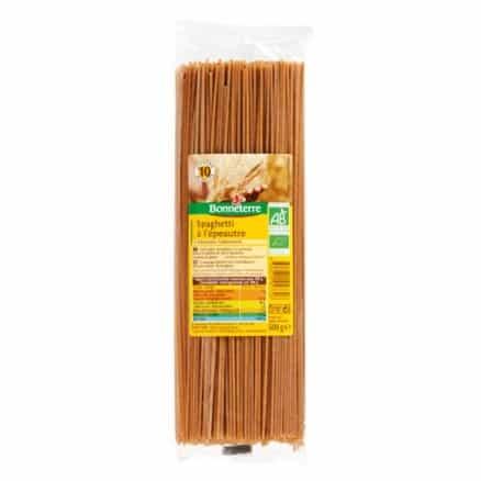 Spaghetti à l'Epeautre