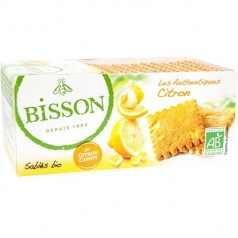Biscuit authentique Citron