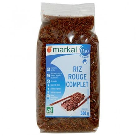 Markal Riz Rouge Complet 500 g