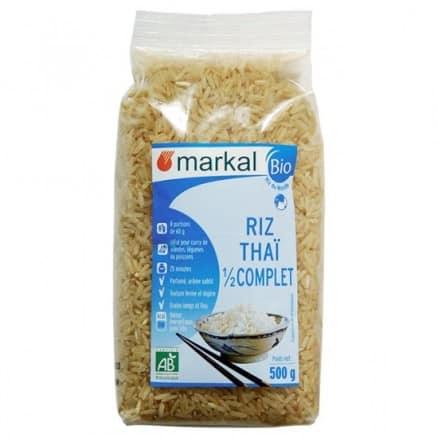 Markal Riz Thaï Demi-Complet 500 g