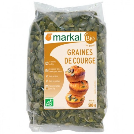Markal Graines de Courge 500 g