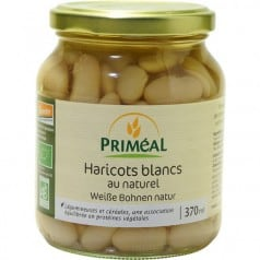 Haricots Blancs au Naturel