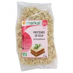 Protéine de soja petits morceaux