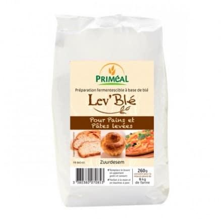 Priméal Levain de Blé Fermentescible Lev' Blé 260 g
