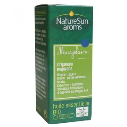 NatureSun Aroms Huile essentielle Marjolaine 10 ml de NatureSun Aroms