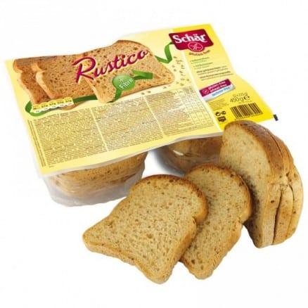 """Pain aux céréales sans gluten """"Rustico"""""""