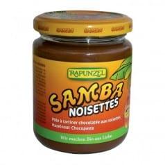 Pâte à tartiner Samba noisettes