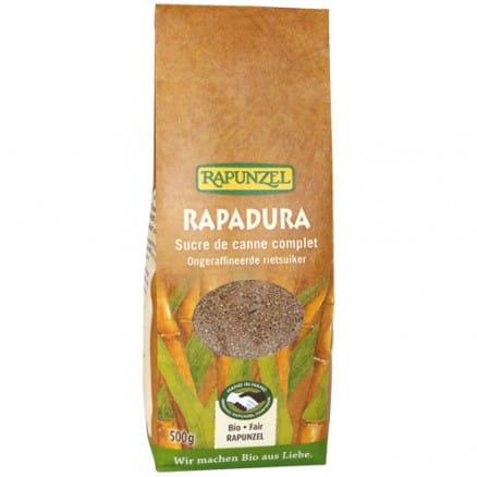 Rapunzel Sucre de Canne Complet Rapadura 500 g