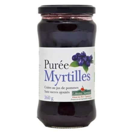 Purée Myrtilles