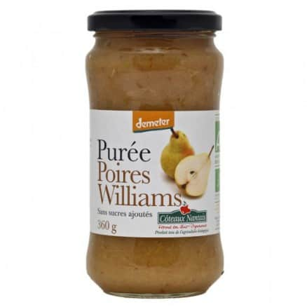 Purée Poire William