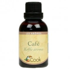 Extrait naturel de café