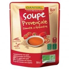 Soupe Provençale Tomate Epeautre