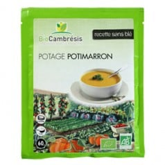 Potage Bressane au Potimarron