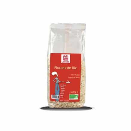 Flocons de riz