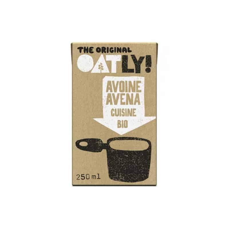 Cr me d 39 avoine cuisine 250 ml oatly for Ambiance cuisine avoine