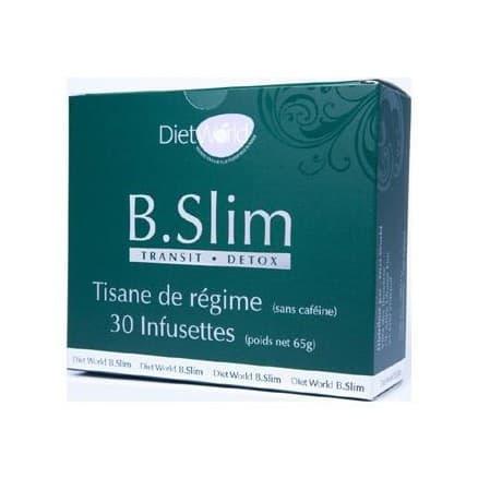 Tisane Régime Transit Détox B. Slim