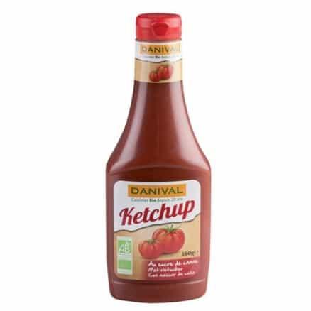 Ketchup au Sucre de Canne