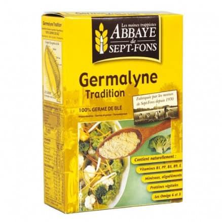 Abbaye de Sept-Fons Germalyne Tradition 100% Germe de Blé 250 g