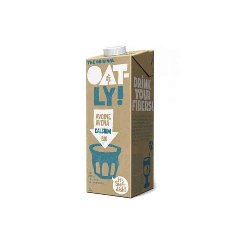 Boisson avoine calcium 1 l oatly for Ambiance cuisine avoine
