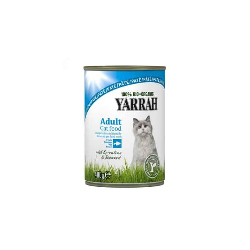 p 226 t 233 poisson spiruline algue marine pour chat bo 238 te 400 g yarrah