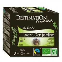 Thé Vert Darjeeling