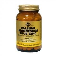 Calcium Magnésium plus Zinc