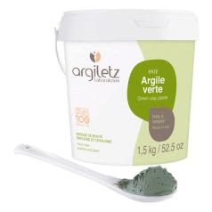 Pâte Argile Verte