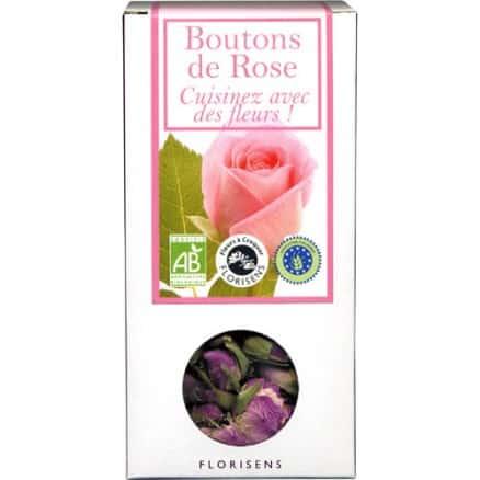 Hildegarde De Bingen Boutons de rose à cuisiner 30 g