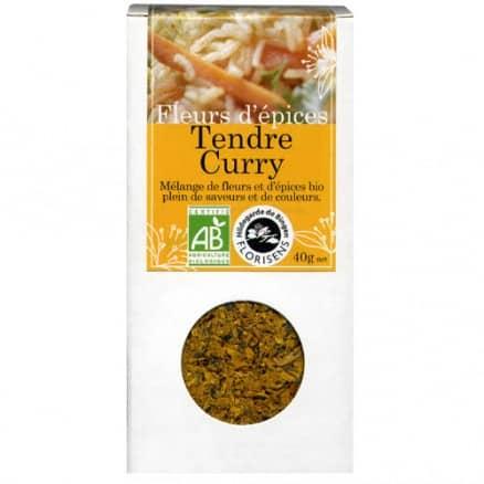 Hildegarde De Bingen Fleurs d'Epices Tendre Curry 40 g